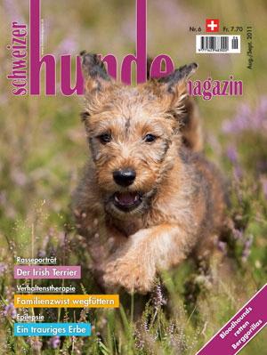 Titel-Schweizer-Hundemagazin-2011-06